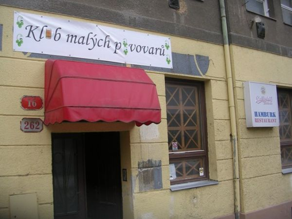 Fota z přijímání Klubu Malých Pivovarů, Plzeň, 24.11.2010