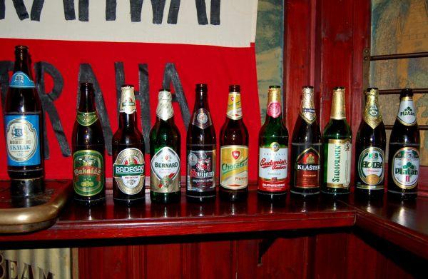 Finále Českých ležáků První Pivní Extraligy 1.12.2010 v Tramwayi; Celkové pořadí...