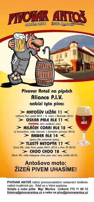 Pivovar Antoš