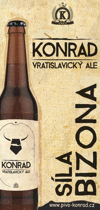 Konrad - Vratislavický Ale
